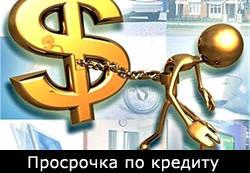 shtrafyi za prosrochku kredita Штрафы за просрочку кредита