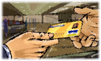 072913 0054 1 Пластиковые банковские карты и их механизм действия
