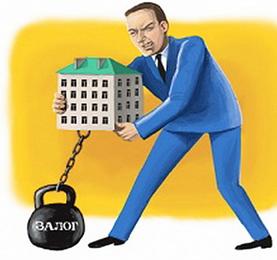 080213 1551 1 Роль стоимости залога в системе менеджмента кредитного риска банка